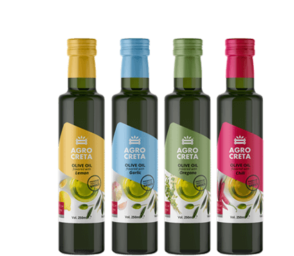 Extra Virgin Olive Oil with Flavours