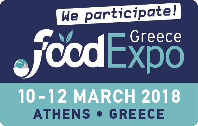 FoodExpo Greece 10-12 March 2018